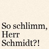 Helmut Schmidt hat immer eine Zigarette am Start und immer das letzte Wort; meistens sogar das unterhaltsamste. Wir haben ihm ein Denkmal gebaut.