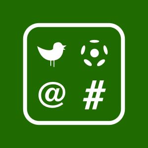 Fussballspielen via Twitter und daraus eine parallel WM im Jahr 2010, mit Public Viewing und – natürlich – einem Tweltmeister.
