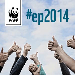Ausgangslage für das Custom Tool: Die Umweltpolitik in Europa durch direkte Beteiligung und Dialog prägen. An dieser Kampagne des WWF haben sich alle EU-Länder Dependancen des WWF haben beteiligt.